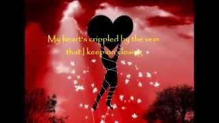 Leona Lewis- Bleeding Love(Lyrics)