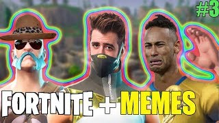 Fortnite, but with MEMES #3 | TCT Memes