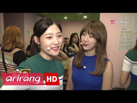 [HOT!] Chae Yeon of DIA speaking English on Simply K-Pop 다이아 정채연이 발음하는 심플리 케이팝!