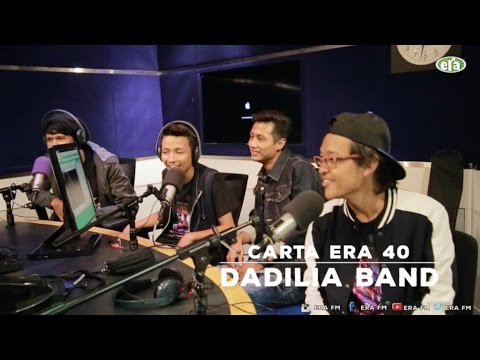 Carta ERA 40 Bersama Dadilia Band