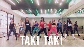 Taki Taki - Dj Sneak ft Selena Gomez, Ozuna, Cardi B Zumba con Nath