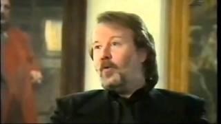 Benny Andersson intervju SVT2 1997 Del 1