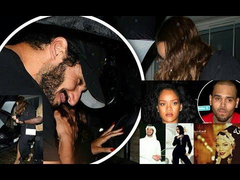 Date Night: Rihanna & Her Love Hassan Jameel & Her Response To Chris Brown