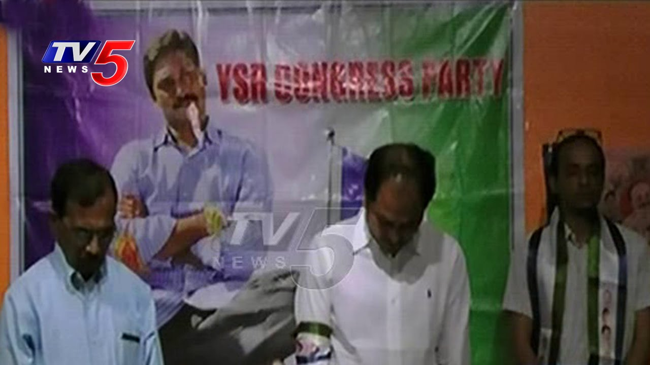 Telugu NRIs Strongly Supports YS Jagan On AP Special Status | Dallas | TV5 News