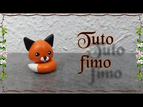 Tuto Fimo Renard Kawaii Youtube