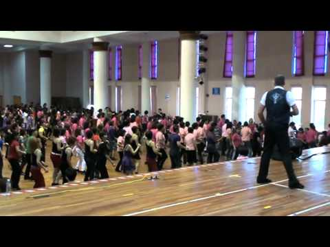 1-2-3-4   - Line dance demo. by choreographer Niels Poulsen