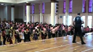 1-2-3-4   - Line Dance Demo. By Choreographer Niels Poulsen