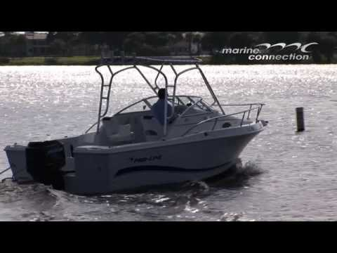 2004 Pro Line 20 Walk Around by Marine Connection Boat Sales, WE