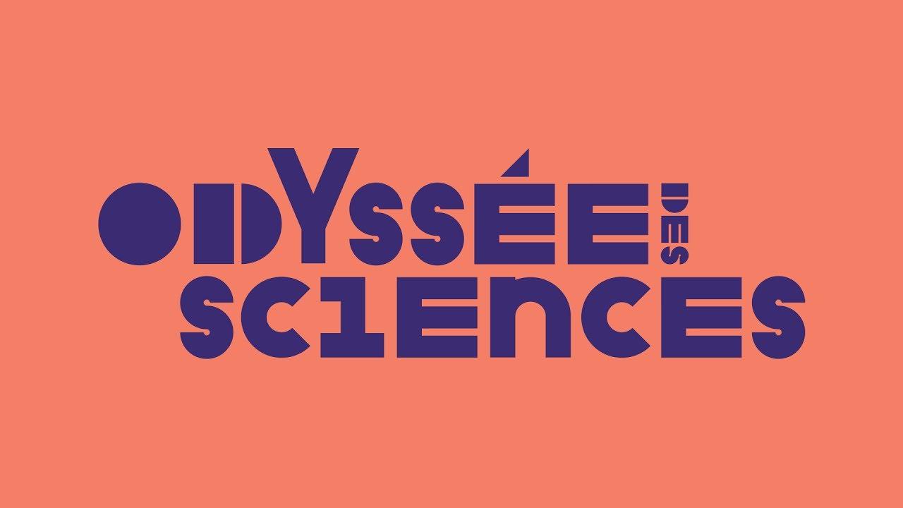 Image result for L'Odyssée des sciences logo