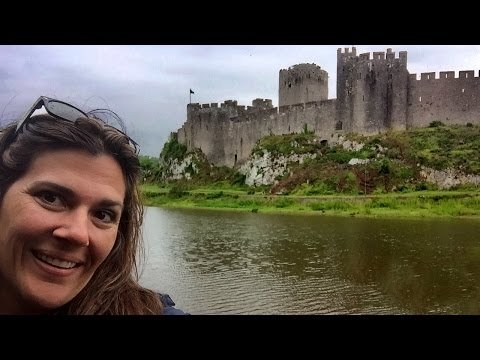 Pembroke Castle Wales Travel VLOG