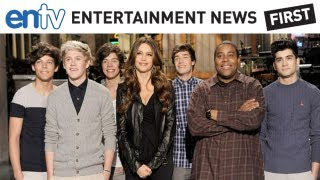 Sofia Vergara Hosts SNL: One Direction Performs, Funny Andy Cohen Bravo Parody and More: ENTV