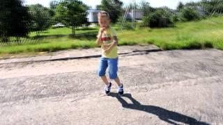 Офигенный клип восьмилетнего мальчика