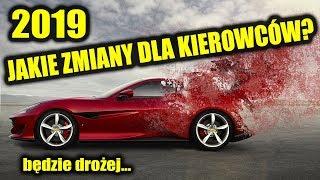 Co czeka kierowców w 2019 w Polsce?