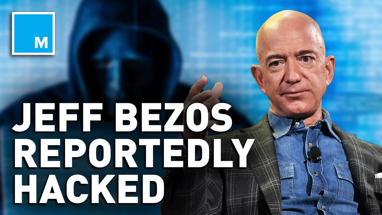 Jeff Bezos' Phone Reportedly HACKED | Mashable News