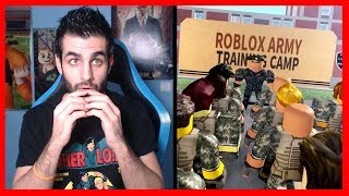 REACCIONANDO A uno de LOS VIDEOS MAS EPICOS DE ROBLOX | The Last Guest REACTION