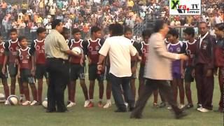 Maradona visits Mohun Bagan !