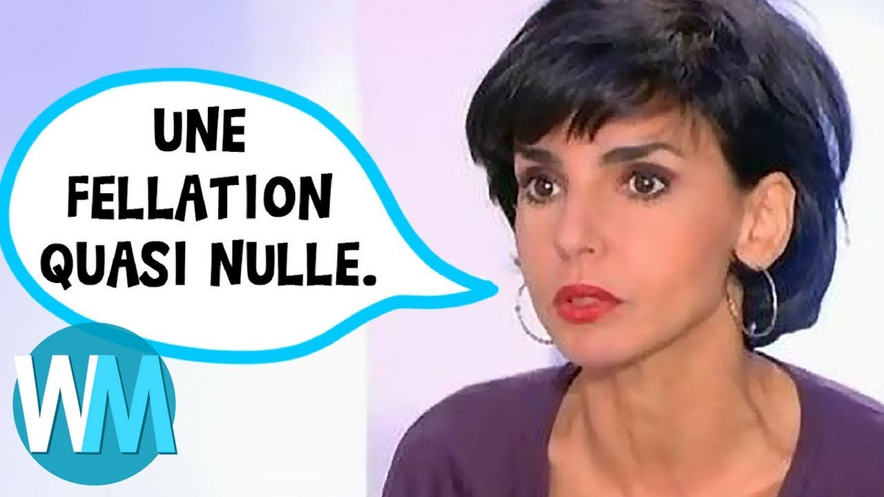 TOP 10 MOMENTS les plus HONTEUX des POLITICIENS FRANCAIS !