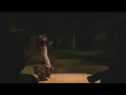 "Flamenco Dance Scene from the short film ""La Sevillana"""