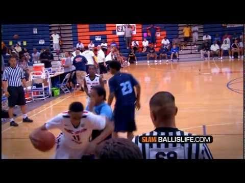 Jabari Parker Showing Out @ Las Vegas Fab 48; Top Player In Class of 2013?