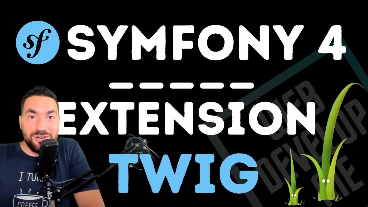 SYMFONY/TWIG : CRÉER SES PROPRES FILTRES !