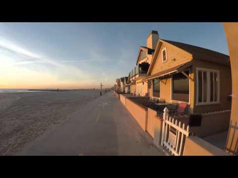 BEAUTIFUL NEWPORT BEACH SUNSET TOUR, California.