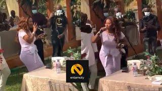 Nana Ama Mc Brown Storm Joe Mettle Traditional Wedding