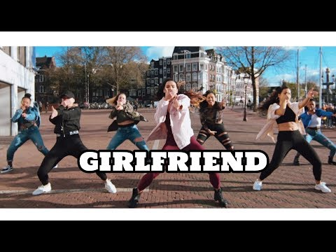 Busta Rhymes - Girlfriend ft. Vybz Kartel|| Choreo by Dajana Jurczak || La Sisters & Junction Crew