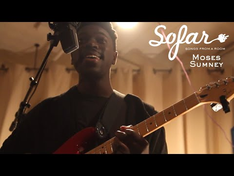 Moses Sumney - Plastic | Sofar NYC