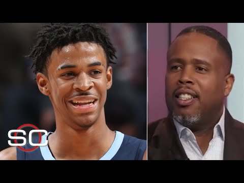 Ja Morant Has A Bright Future With The Memphis Grizzlies - Damon Jones | SportsCenter