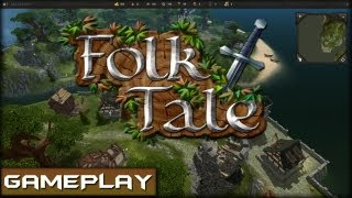 Folk Tale Gameplay PC HD