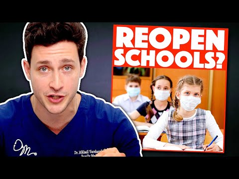 The Uncomfortable Truth About Reopening Schools