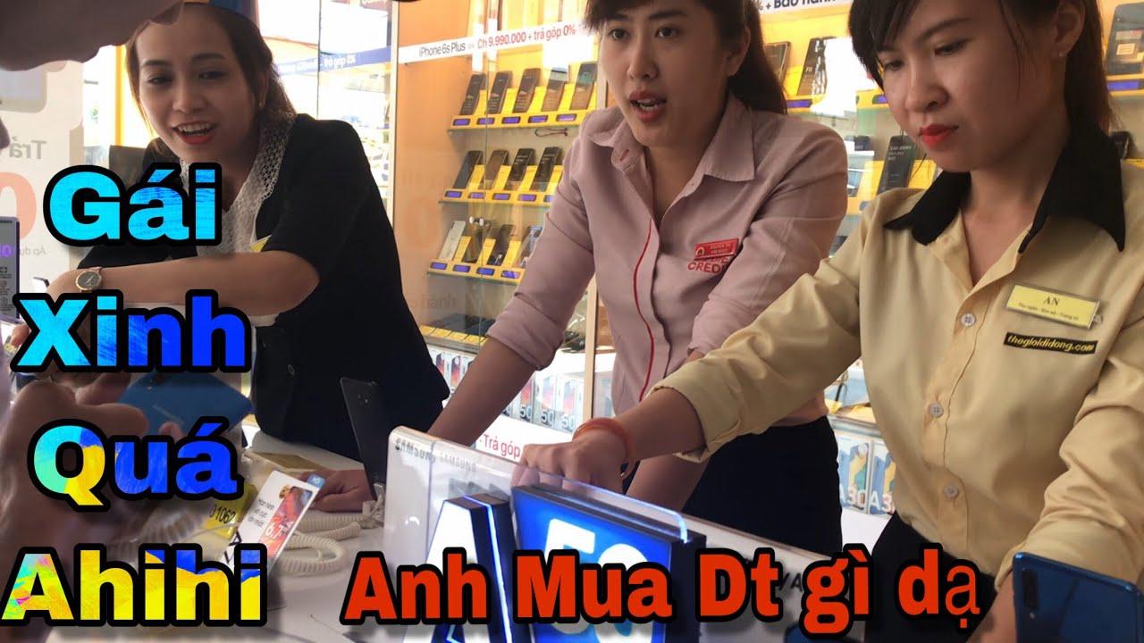 Ăn Mừng 100 Sub 2 Thanh Niên Vào Thế Giới Di Động Mua Điện Thoại Và Cái Kết-Buy a phone