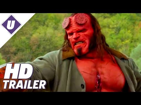 Hellboy (2019) - Official 'Red Band' Trailer | David Harbour, Milla Jovovich, Ian McShane