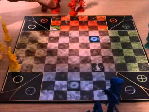 How to Play LOKA - New Fantasy Chess Variant by Mantic Games - AncientChess.com