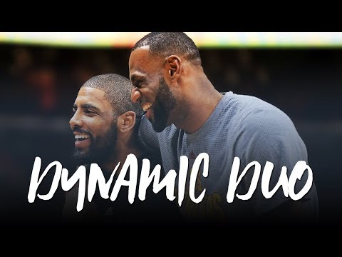 Kyrie Irving & LeBron James: Dynamic Duo (Finals Game 3) ᴴᴰ