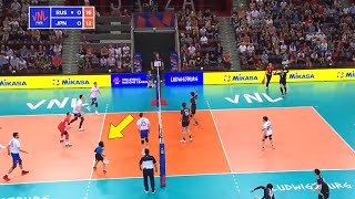 Volleyball Moments That Will Never Happen Again !!!