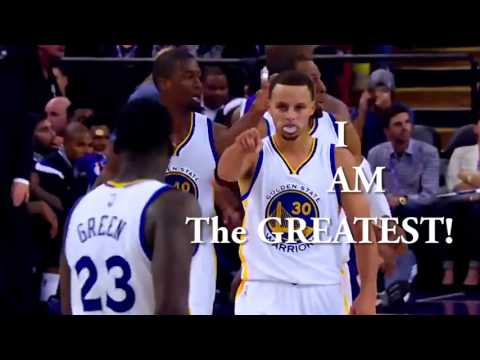Steph Curry- I Am The Greatest