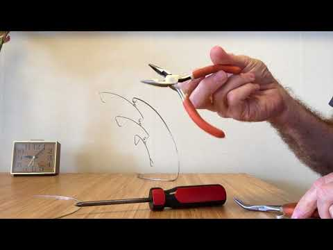 How to Make a Mobile - Creating Your Own Jump Rings