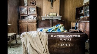 Everything left behind in this house!!!!!! Paternoster farm (urbex)