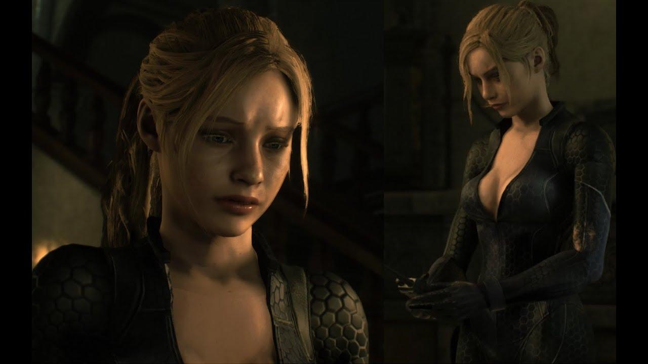 Jill Valentine Battlesuit Costume Mod Walkthrough [Part 1] - Resident Evil  2 Remake