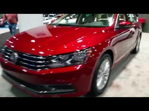 2016 Volkswagen Passat SE 1.8
