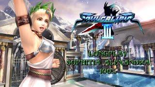 Soul Calibur III [PS2] - Tales of Souls - Sophitia