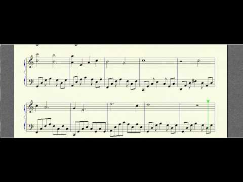 How to play Halo 4 Theme Song (Piano Sheet Music)