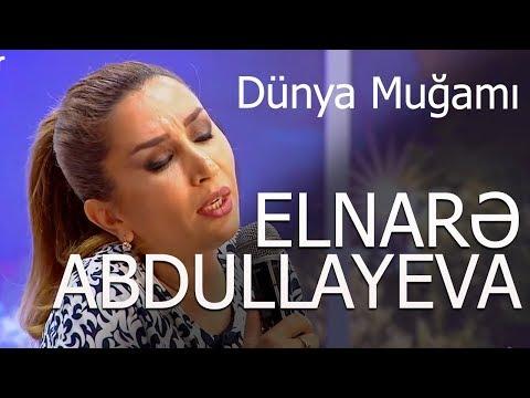 Elnarə  Abdullayeva Dünya Muğamı Super İfa 2017