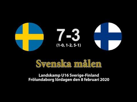 20200208 Sverige-Finland 7-3