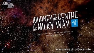 Journey to the centre of the Milky Way -  Mini-Show ESO - FullDome