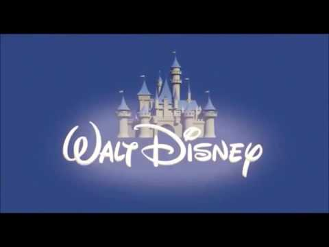 walt disney pictures logo castle
