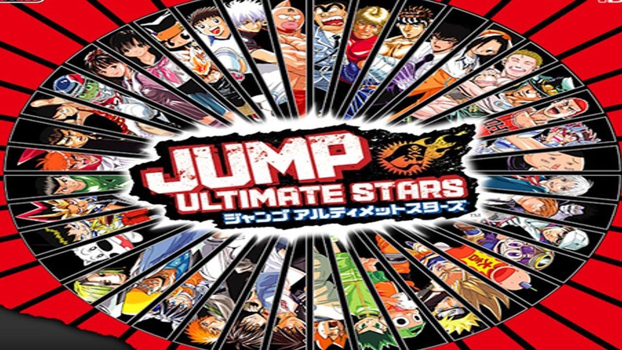Resultado de imagen para Jump Ultimate Star