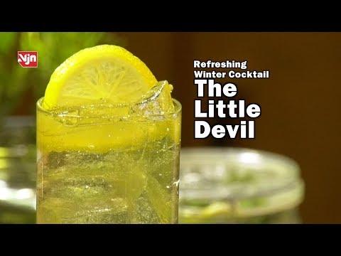 Reyka Vodka Refreshing Winter Drink - The Little Devil