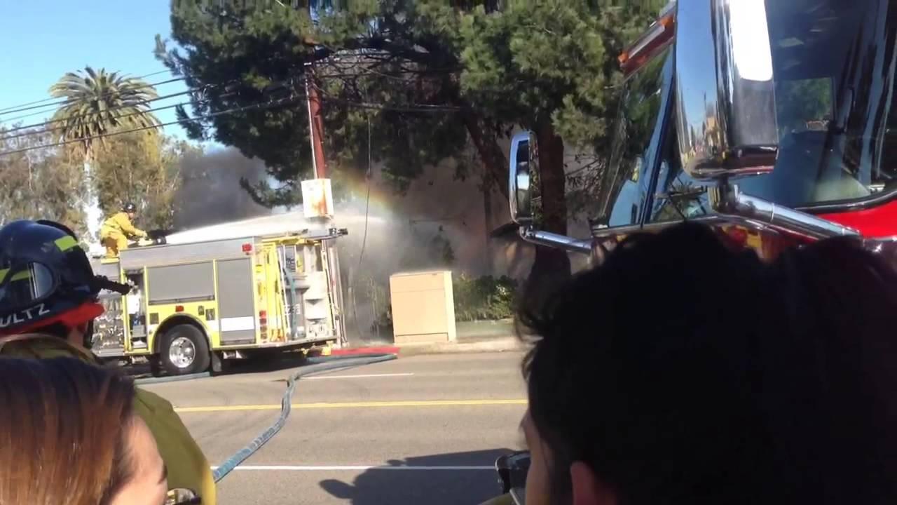 Garden Grove Fire Youtube